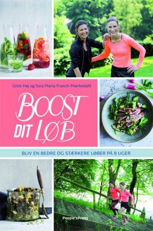Boost Dit Løb - Gitte Høj - Bog