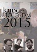 Bridge: Hold-dm 2015 - Jacob Duschek - Bog