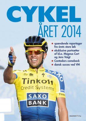 Cykelåret 2014 - Jesper Ralbjerg - Bog