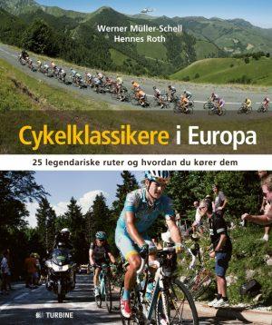 Cykelklassikere i Europa (Bog)