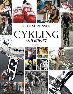 Cykling Con Amore - Jan Løfberg - Bog