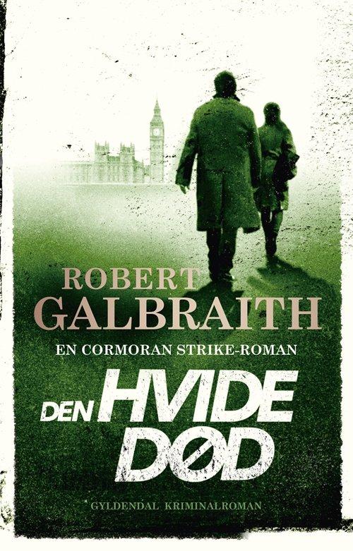 Den Hvide Død - Cormoran Strike 4 - Robert Galbraith - Bog
