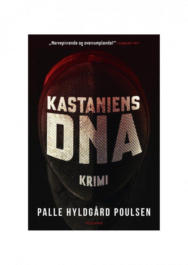 Kastaniens Dna - Palle Hyldgård Poulsen - Bog