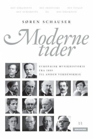Moderne tider (Bog)
