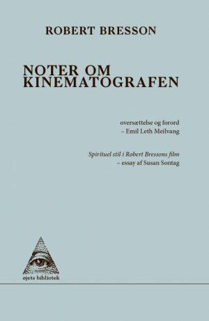 Noter om kinematografen (Bog)