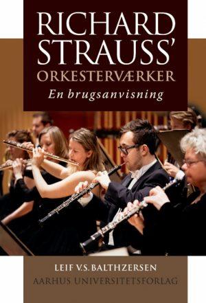 Richard Strauss orkesterværker (Bog)
