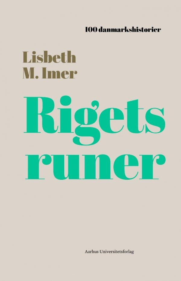Rigets Runer - Lisbeth Imer - Bog