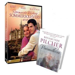 Rosamunde Pilchers - Sommersolhverv (dvd + Bog) - DVD - Film