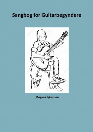 Sangbog for guitarbegyndere (Bog)