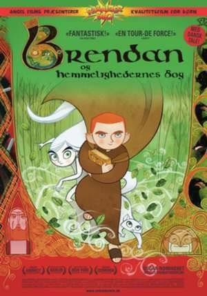 The Secret Of Kells / Brendan Og Hemmelighedernes Bog - DVD - Film