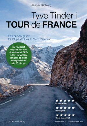 Tyve Tinder I Tour De France - Jesper Ralbjerg - Bog