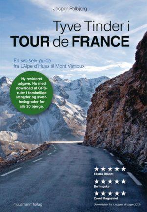 Tyve tinder i TOUR de FRANCE (Bog)