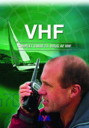 VHF håndbog (Bog)