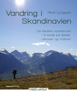 Vandring i Skandinavien (E-bog)