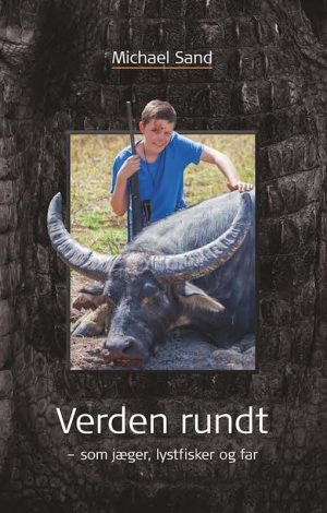 Verden Rundt - Michael Sand - Bog