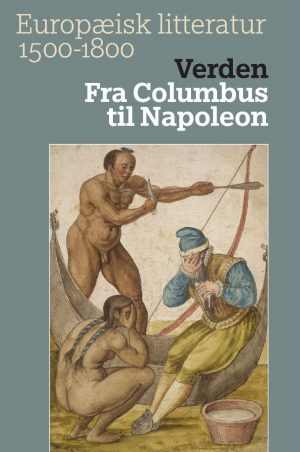 Verden. Fra Columbus Til Napoleon - Bog