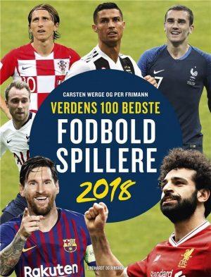 Verdens 100 Bedste Fodboldspillere - 2018 - Werge Og Frimann - Bog