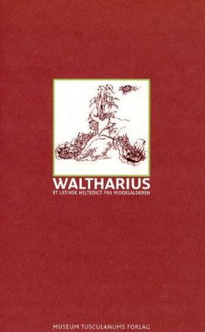 Waltharius - Hans ørbæk - Bog