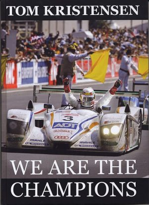 We Are The Champions - Tom Kristensen - Bog