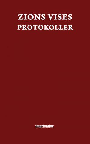 Zions Vises Protokoller - Bog