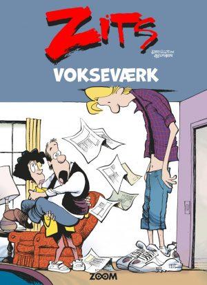 Zits: Vokseværk - Jerry Scott - Tegneserie