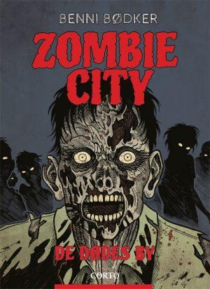 Zombie City 1: De dødes by (E-bog)