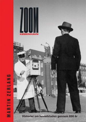 Zoom København - Martin Zerlang - Bog