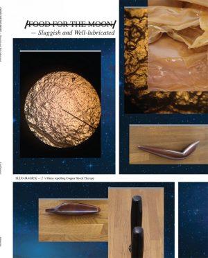 /food For The Moon/ - Lea Porsager - Bog