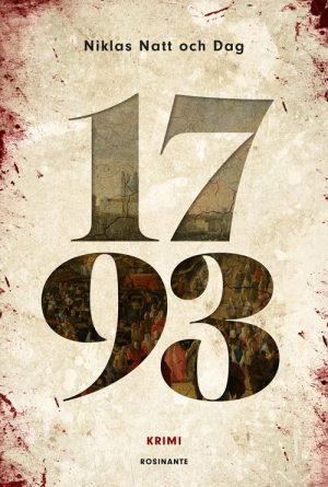 1793 - Niklas Natt Och Dag - Bog