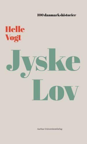 Jyske Lov - Helle Vogt - Bog