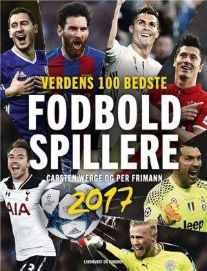 Verdens 100 Bedste Fodboldspillere 2017 - Per Frimann - Bog