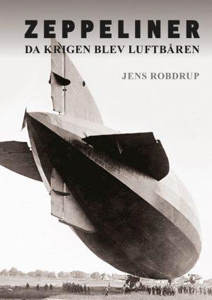 Zeppeliner - Jens Robdrup - Bog