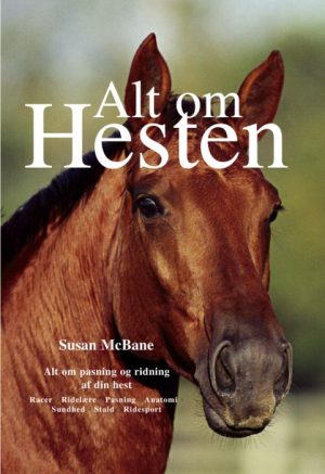 Alt om hesten (E-bog)