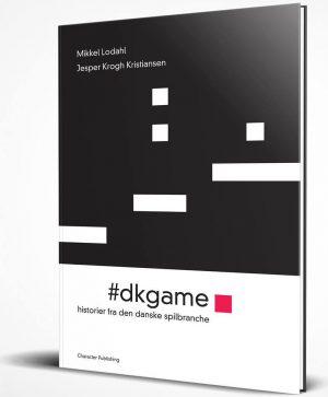 #dkgame - Mikkel Lodahl - Bog