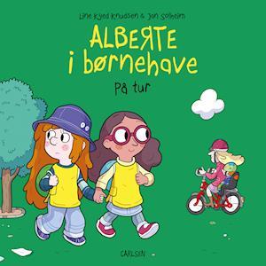 Alberte i børnehave (3) - På tur