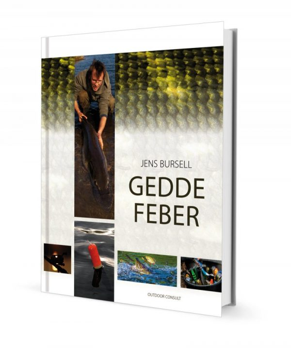 Gedde Feber - Jens Bursell - Bog