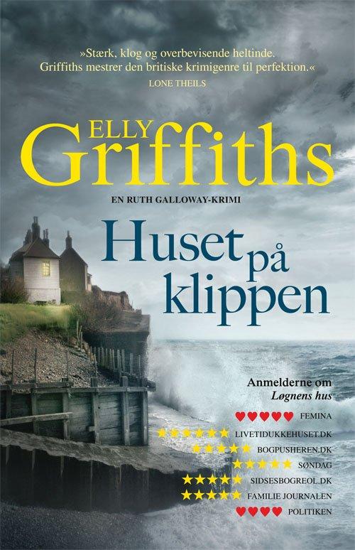 Huset På Klippen - Elly Griffiths - Bog