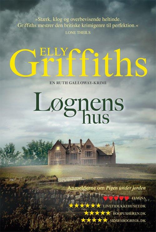Løgnens Hus - Elly Griffiths - Bog