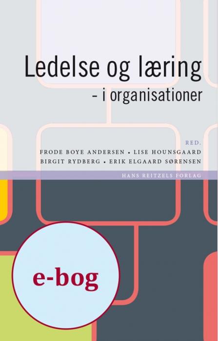 Ledelse og læring - i organisationer (E-bog)